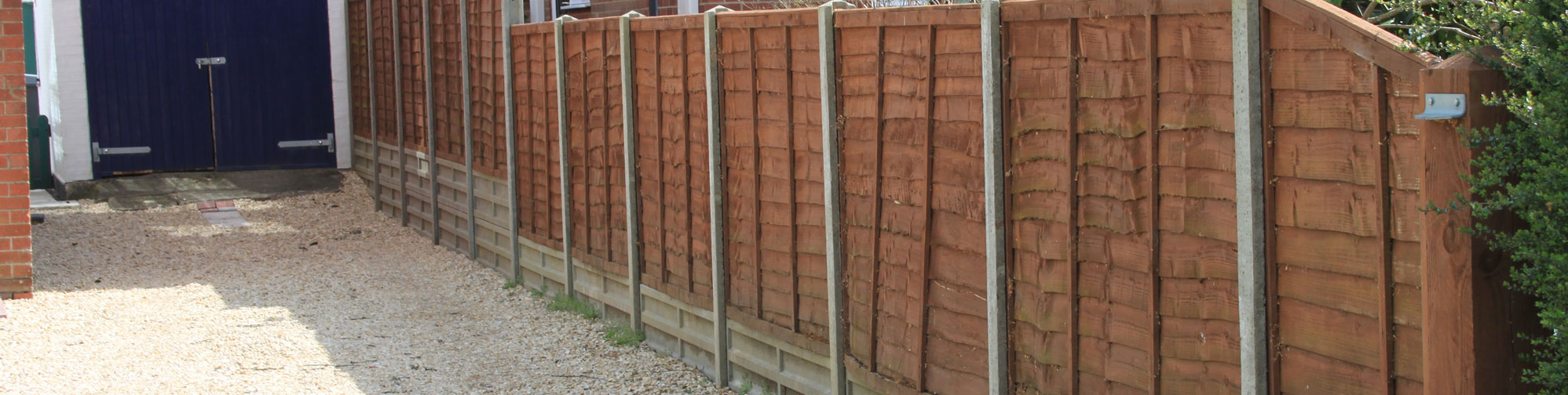 Fencing South East England