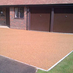 resin bound gravel Bromley